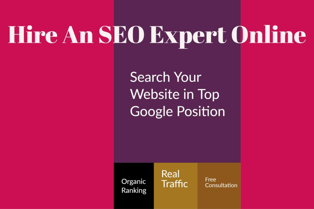 hire seo expert in India