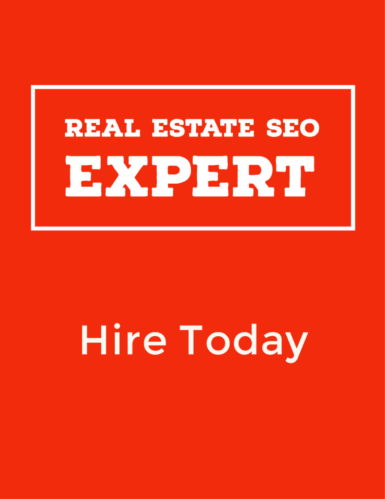 Real Estate SEO Expert